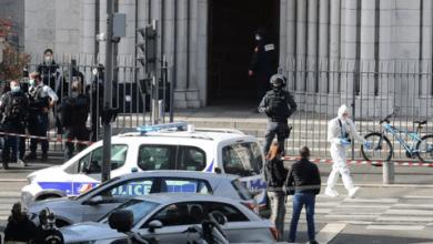 صورة تركيا تُدين بشدّة حادثة الطعن بمدينة نيس الفرنسية وترفض ربطها بالإسلام