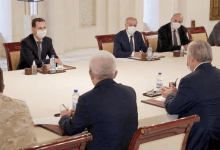 صورة روسيا متشائمة حول عقد مؤتمر اللاجئين في دمشق وتركيا مستاءة
