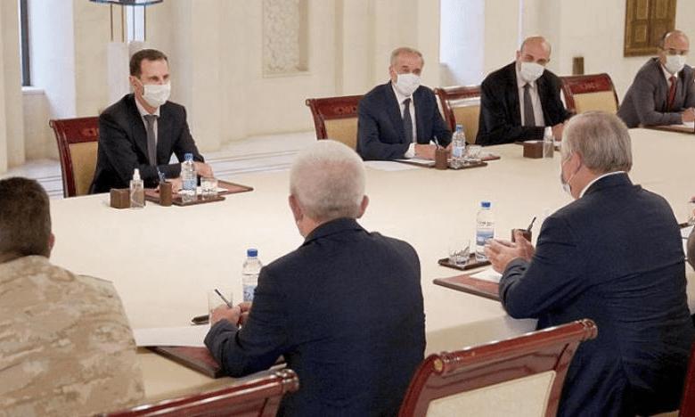 1604070649 1 - روسيا متشائمة حول عقد مؤتمر اللاجئين في دمشق وتركيا مستاءة