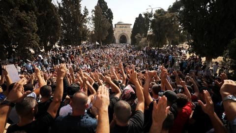 1604079696 9402595 6652 3746 47 38 - مسلمو العالم يتظاهرون ضد التطاول الفرنسي على الإسلام والرسول الكريم