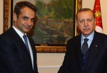 صورة تضامُن بين اليونان وتركيا لمواجهة آثار زلزال بحر إيجة