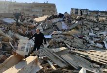 صورة لليوم الثاني.. العالم يواصل تضامنه مع تركيا إثر زلزال إزمير