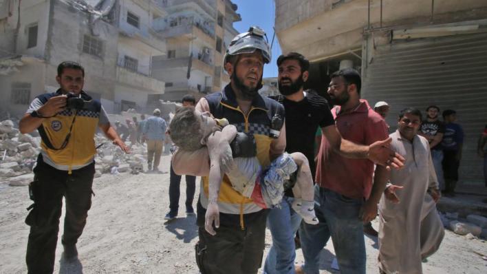 4317378 5217 2938 26 290 - الضربات الجوية الروسية والسورية على إدلب ترقى لجرائم حرب
