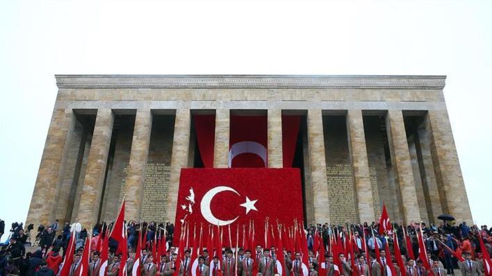 احتفالات وفاعليات بمناسبة الذكرى 96 لتأسيس الجمهورية التركية