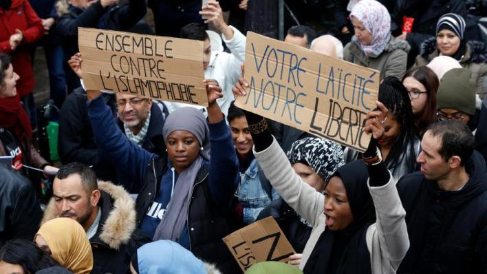 زيادة الضغوط والمداهمات التي تستهدف منظمات المجتمع المدني الإسلامية خلال الأيام الأخيرة بفرنسا