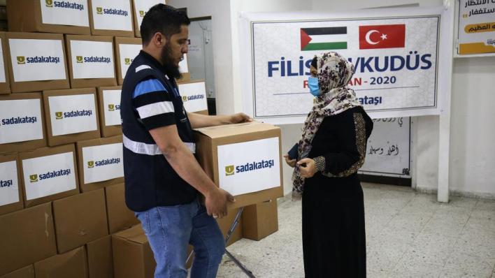 أشاد المغردون بموقف تركيا الداعم للشعوب العربية والإسلامية
