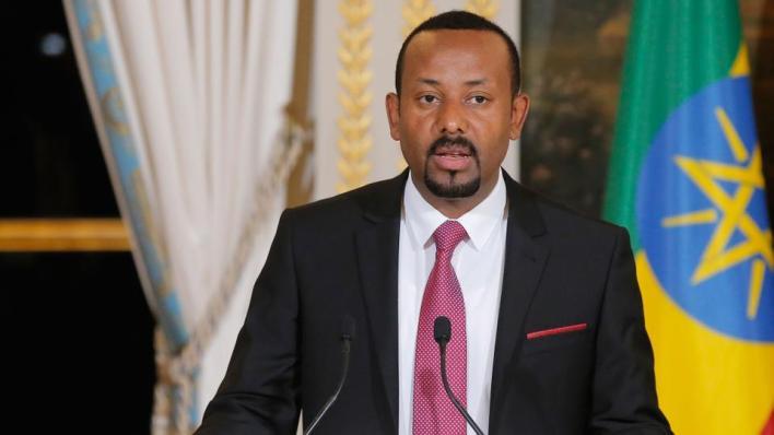 رئيس الوزراء الإثيوبي آبي أحمد يقول إنه لا توجد قوة يمكنها أن تمنع بلاده من تحقيق أهدافها التي خططت لها بشأن سد النهضة