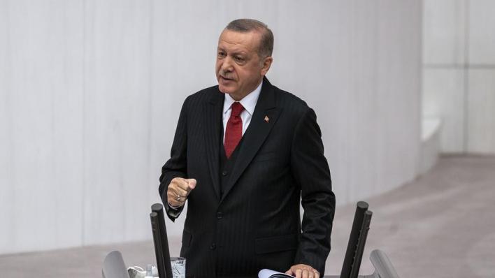 أردوغان يؤكد: إنهاء احتلال أرمينيا لأراضي أذربيجان شرط لوقف النار
