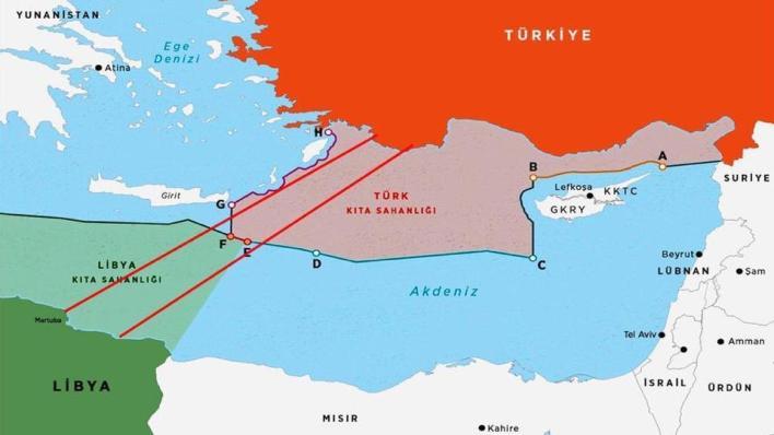 الأمم المتحدة تسجّل الاتفاق البحري التركي-الليبي