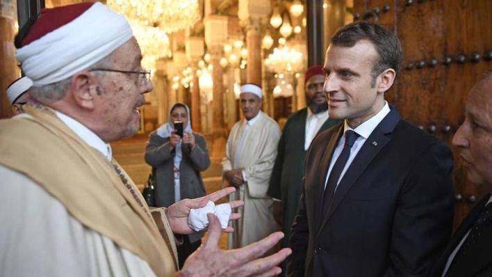 9088876 990 557 0 2 - ماكرون ومسلمو فرنسا.. هل وراء الهجوم المتكرر دوافع سياسية داخلية؟
