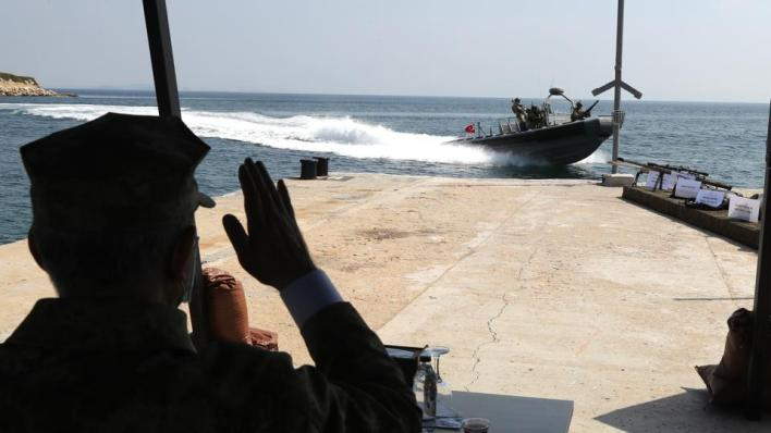 استفزاز يوناني جديد في شرق المتوسط رغم حرص تركيا على حل المشكلة بالحوار