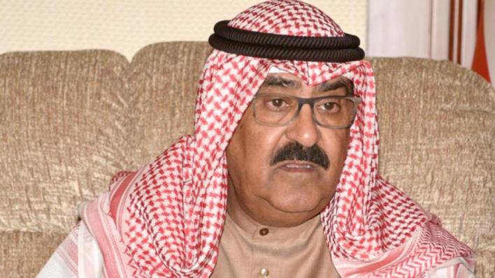 مشعل الأحمد الجابر الصباح (80 عاماً) هو الأخ غير الشقيق للأمير الجديد، ويشغل منصب نائب رئيس الحرس الوطني بدرجة وزير منذ 17 عاماً