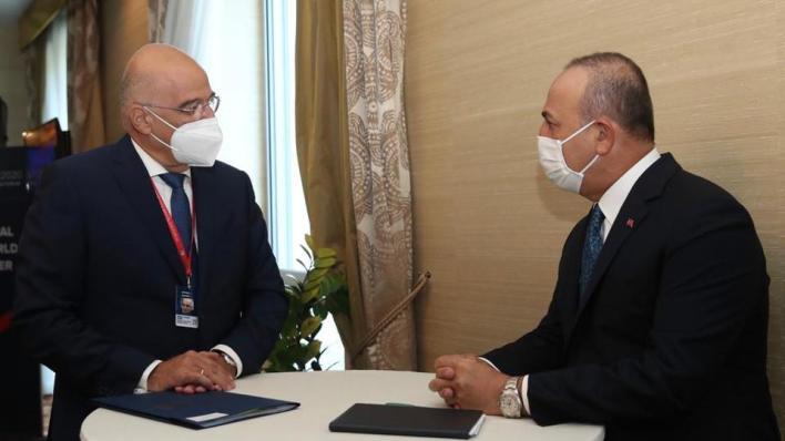 جاوش أوغلو يعلن التوصل إلى اتفاق مع اليونان على إجراء محادثات استكشافية