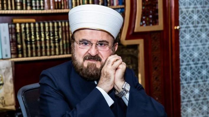 9202969 1069 602 4 1 - الأمين العام لعلماء المسلمين يتهم مفتي مصر بالتحريض على مسلمي أوروبا