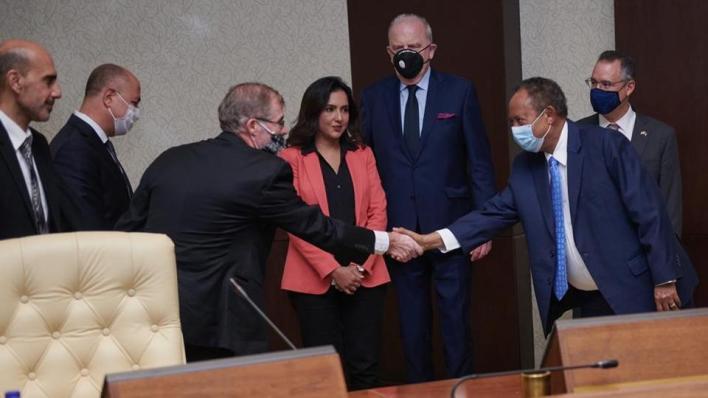 الحكومة السودانية توقّع اتفاقية في مجال الطاقة الكهربائية مع شركة جنرال إلكتريك الأمريكية لأول مرة منذ 30 عاماً