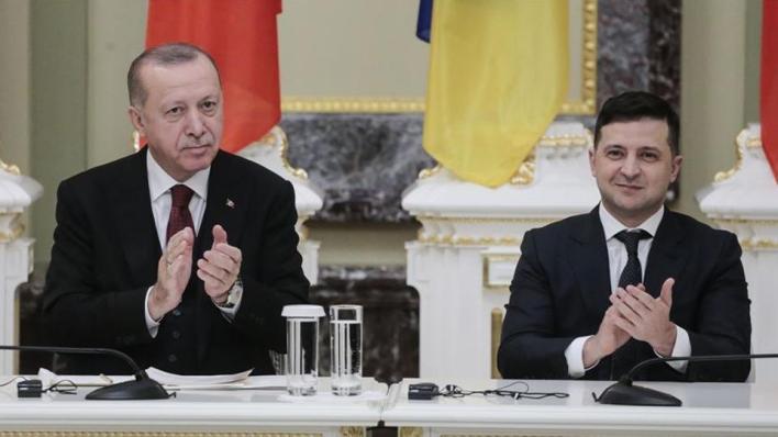 9254831 854 481 4 2 - لتعزيز الشراكة الاستراتيجية.. الرئيس الأوكراني يزور إسطنبول