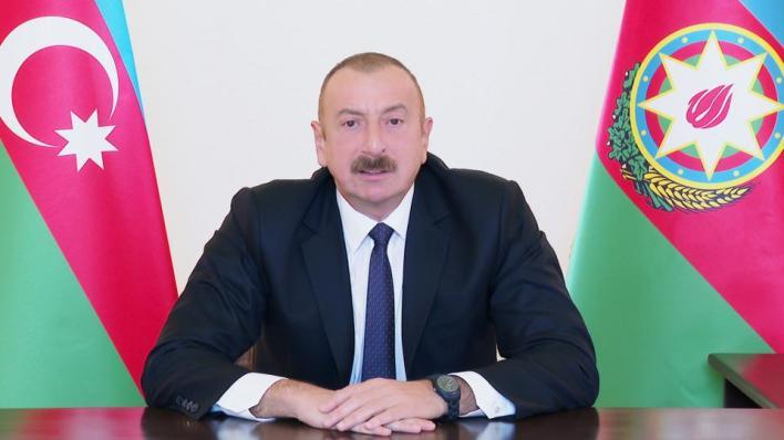 الرئيس الأذربيجاني إلهام علييف يعلن تحرير 13 قرية جديدة من الاحتلال الأرميني في إقليم