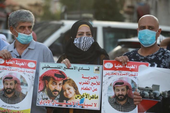 9323615 3960 2640 20 13 - مطالب بالإفراج عن أسير مضرب عن الطعام منذ 88 يوماً في السجون الإسرائيلية