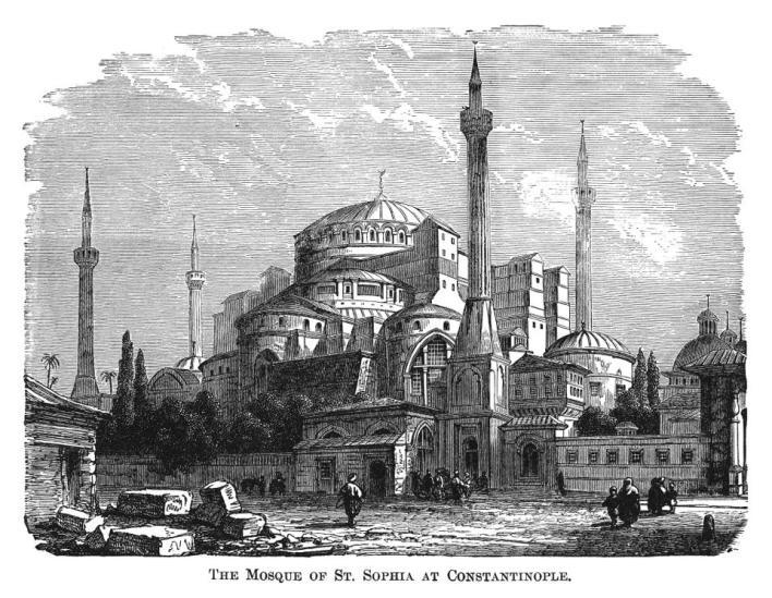 كانت إسطنبول مستعمرة يونانية قديمة تُعرف باسم