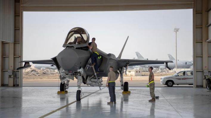 """9338555 5843 3291 10 435 - في إشارة إلى صفقة F-35.. إسرائيل لن تعارض بيع واشنطن """"أسلحة معينة"""" للإمارات"""