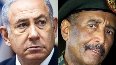 9368012 2799 1576 14 211 - الحكومة السودانية توافق على التطبيع مع إسرائيل وسط معارضة شعبية