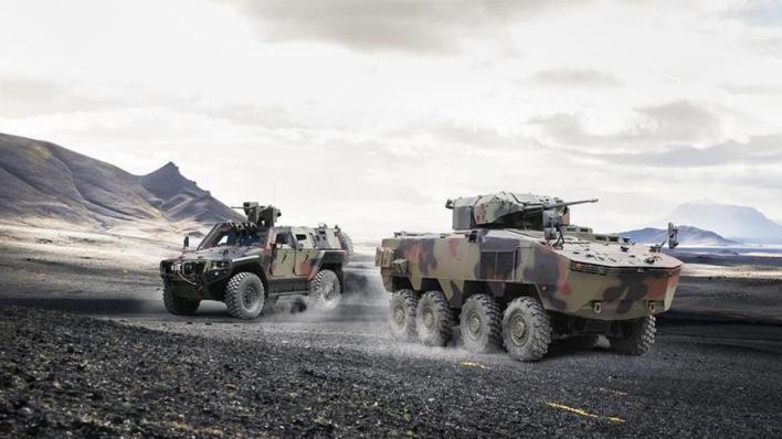 تعدشركة Otokar الأولى في تصنيع أنظمة العربات العسكرية البرية في تركيا