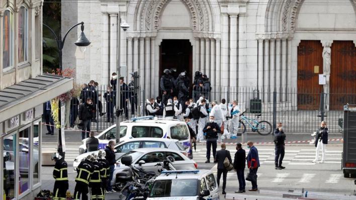 أنقرة تُدين حادثة الطعن بمدينة نيس الفرنسية وترفض ربطها بالإسلام
