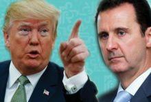 صورة هل يحيك ترامب صفقة مع الأسد تتضمن تطبيعاً للعلاقات مع إسرائيل؟