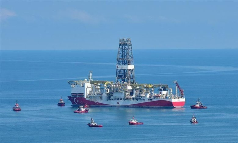 الأناضول 1 - تركيا تبدأ التنقيب عن الغاز في حقل جديد بالبحر الأسود - Mada Post