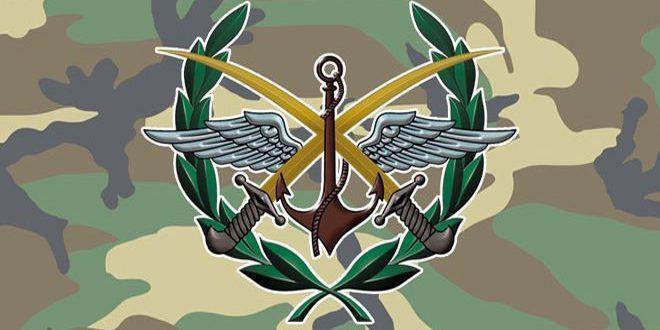 جيش - قيادة جيش النظام تصدر قرارات متعلقة بخدمة الاحتياط واستدعاء العسكريين