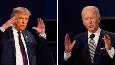 صورة قبيل الانتخابات الأمريكية.. بايدن وترمب يتأهبان لمعركة قضائية محتملة