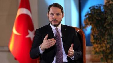 صورة الرئاسة التركية توافق على إعفاء وزير الخزانة والمالية براءت ألبيرق من منصبه