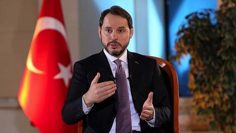 1604951424 9504650 854 481 4 2 - الرئاسة التركية توافق على إعفاء وزير الخزانة والمالية براءت ألبيرق من منصبه