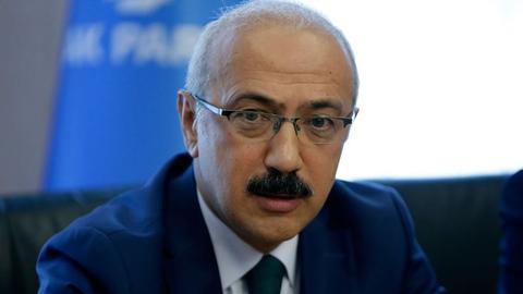 1604959766 9505139 854 481 4 2 - تركيا.. مرسوم رئاسي بتعيين لطفي إلفان وزيراً للخزانة والمالية
