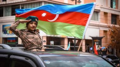 صورة روسيا تنشر قوات حفظ سلام بقره باغ وعلييف يعلن انتصار أذربيجان