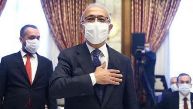 صورة وزير المالية التركي الجديد يؤدي اليمين ويؤكد منح الأولوية للنمو والتوظيف