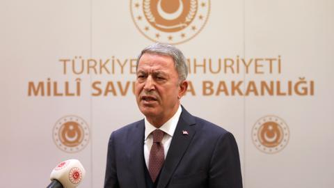 """1605075882 9011274 6652 3746 6 703 - وزير الدفاع التركي يبحث مع نظيره الروسي ملفّي """"قره باغ"""" وسوريا"""
