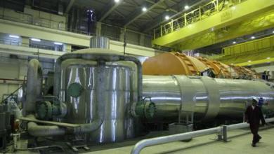 صورة مخزون اليورانيوم بإيران تجاوز الحد المسموح 12 مرة
