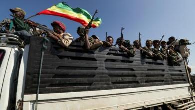 """صورة آبي أحمد يطالب متمردي """"تيغراي"""" بالاستسلام ويعيّن رئيساً جديداً للإقليم"""