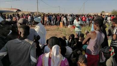 """صورة أديس أبابا تقصف المدنيين بـ""""درون"""" إماراتية"""