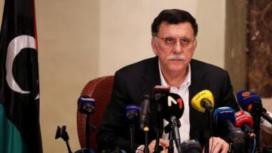 صورة السراج يرحب بالاتفاق على إجراء انتخابات رئاسية وتشريعية في ليبيا