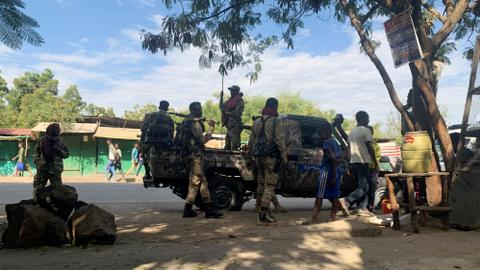"""1605903426 9585885 3991 2247 36 104 - تيغراي.. الحكومة الإثيوبية تسيطر على مدينتين والمتمردون يقصفون """"أمهرة"""""""