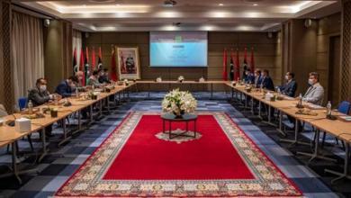 صورة جلسة برلمانية بالمغرب بحثت آلية توحيد مجلس النواب