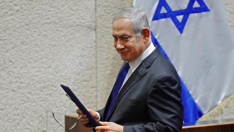1606119422 9606625 1188 669 11 49 - نتنياهو في بلاد الحرمين.. رئيس وزراء إسرائيل يلتقي بن سلمان بالسعودية