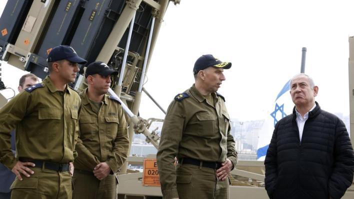 المستوى السياسي في إسرائيل وجّه الجيش للاستعداد لسيناريو ضربة أمريكية لإيران