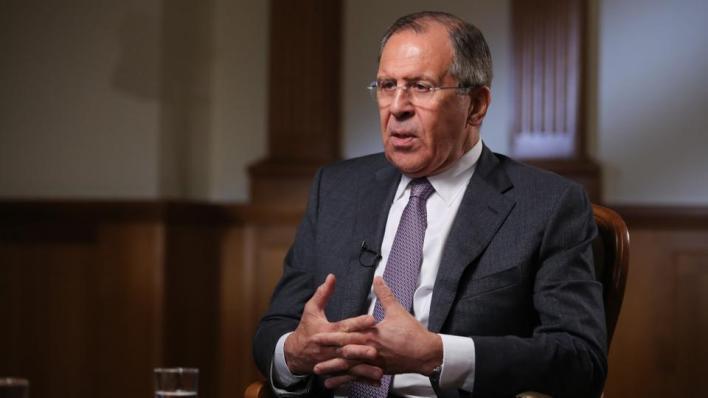 قال وزير الخارجية الروسي إن فرنسا والولايات المتحدة تعانيان