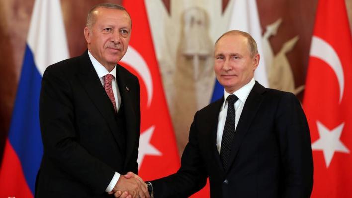 الكرملين:ستتم تسوية الفروق الدقيقة والخلافات التي تنشأ خلال الحوار مع الشركاء الأتراك