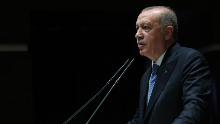 أردوغان يدعو إلى مكافحة الإسلاموفوبيا على غرار معاداة السامية