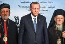 صورة تركيا بلد الحريات الدينية للأقليات القاطنة فيها