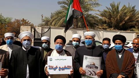 8852156 6404 3606 26 557 - هل ينضمّ العراق إلى قائمة المطبعين مع إسرائيل؟